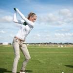 ゴルフのオノマトペ
