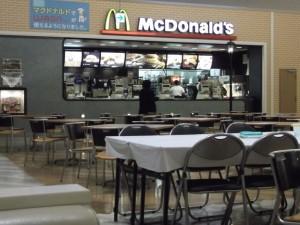 マクドナルドWi-Fi設定