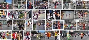 東京マラソン 仮装ランナー