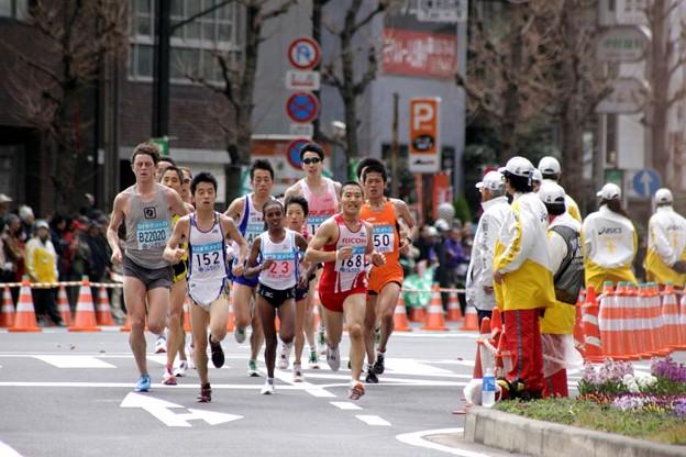 東京マラソン 参加 メリット