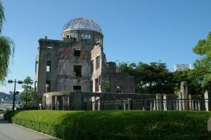 ヒロシマ原爆ドーム