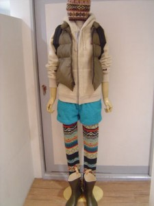 山ガールファッション3