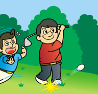 ゴルフ ロストボール