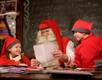 サンタクロースに手紙を出したい時はコレ!住所、送り方は?【まとめ】
