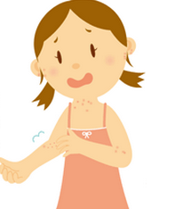 蕁麻疹の原因は肝臓