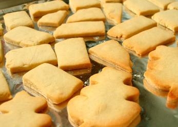 クッキーを型抜きする時のコツはコレ!自宅で簡単につくれる