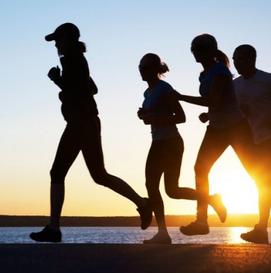 ジョギング、膝痛、原因