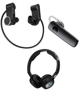 Bluetooth,イヤホン,ヘッドフォン,種類