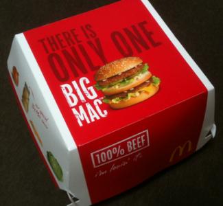 マクドナルド,ハンバーガー,温め方,箱,マック